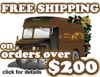 Free Shipping on Motorcycle and ATV Parts Orders Over $200